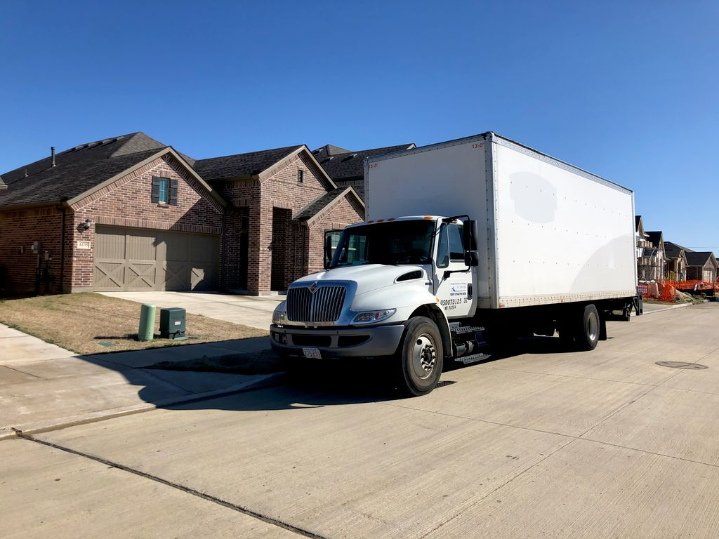 3 bedroom house from Boston, MA to Dallas, TX