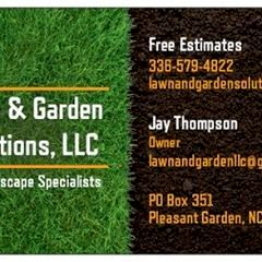 Avatar for Lawn & Garden Solutions