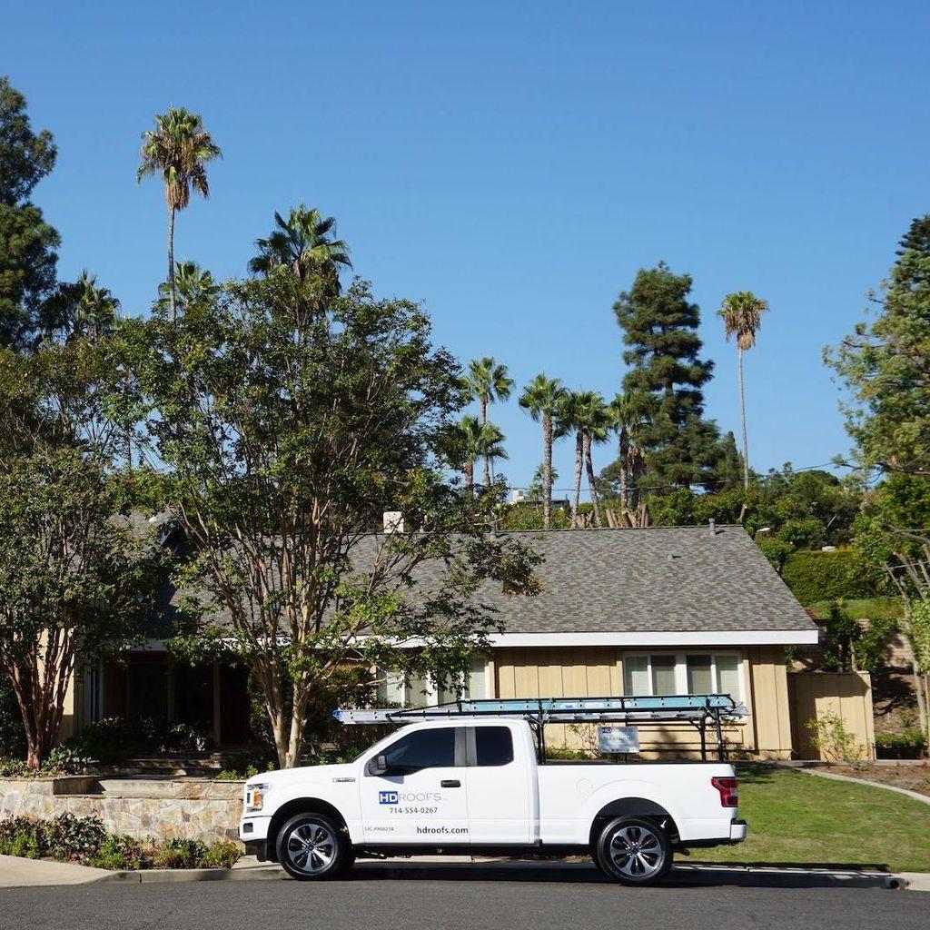 HD Roofs, Inc.