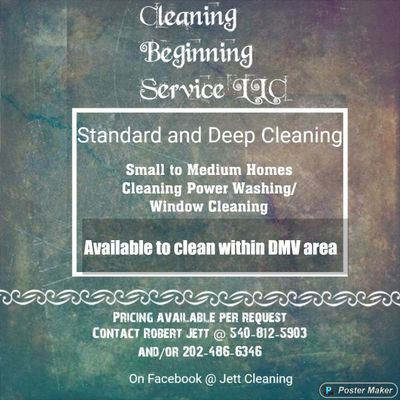 Avatar for Cleaning beginning service LLC Culpeper, VA Thumbtack