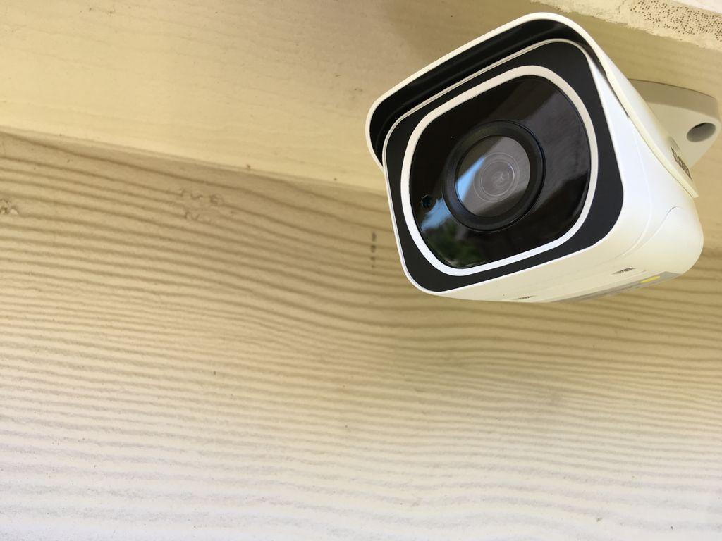 4 Camera System & Installation