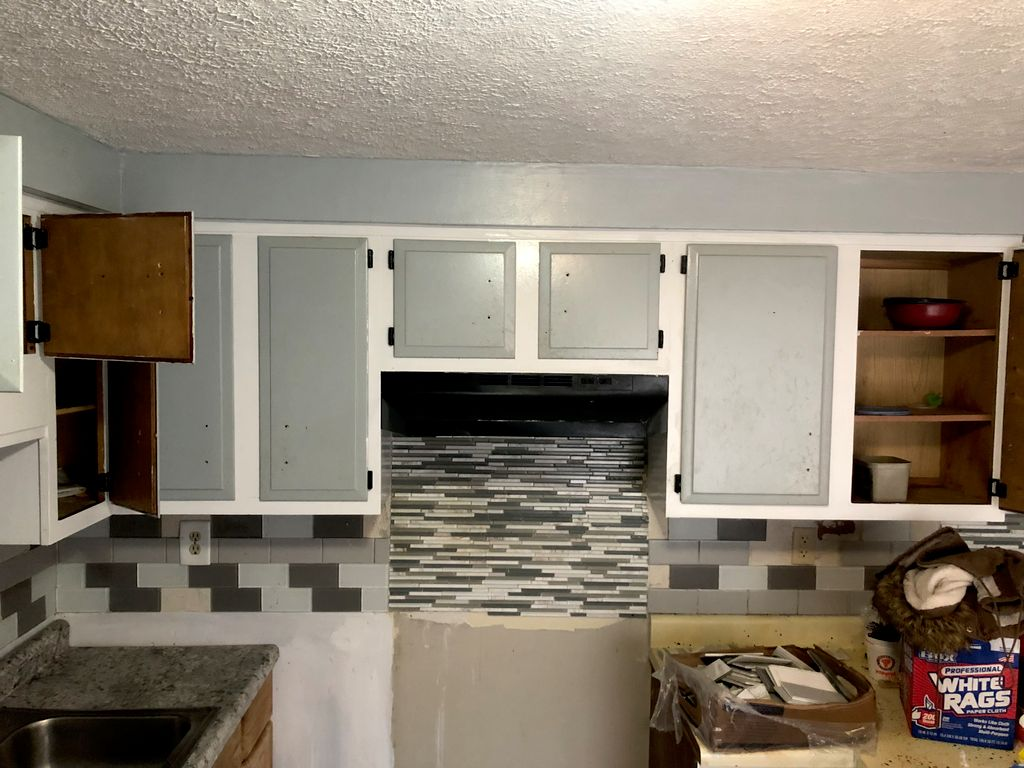 Kitchen Makeover  before and after pictures