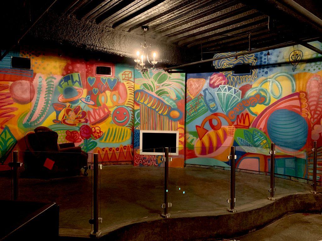 Fort Worth Bar Renovation