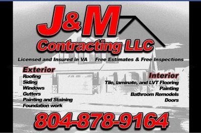 Avatar for JandM Contracting LLC