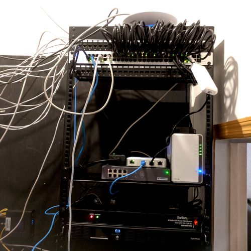 Network managed after.