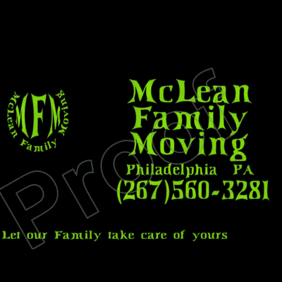 Avatar for McLean family moving