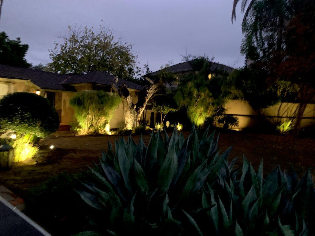 Landscaping lighting