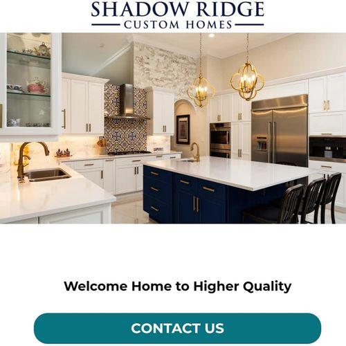 Shadow Ridge Custom Homes