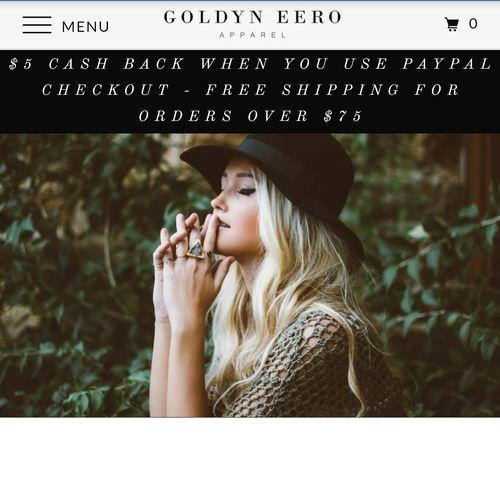 Goldyn Eero