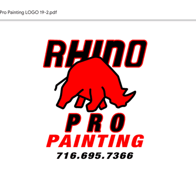 Avatar for Rhino Pro Painting