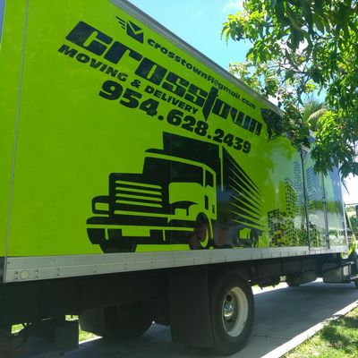 Avatar for Crosstown Moving And Delivery Hollywood, FL Thumbtack