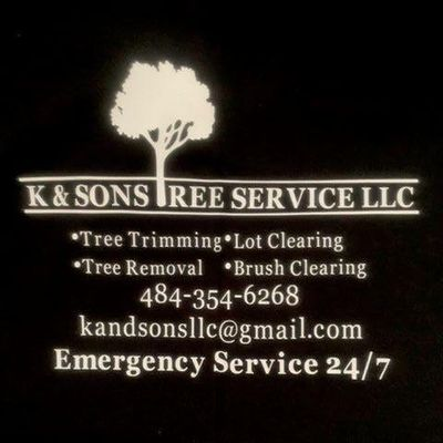 Avatar for K & Sons Tree Service LLC