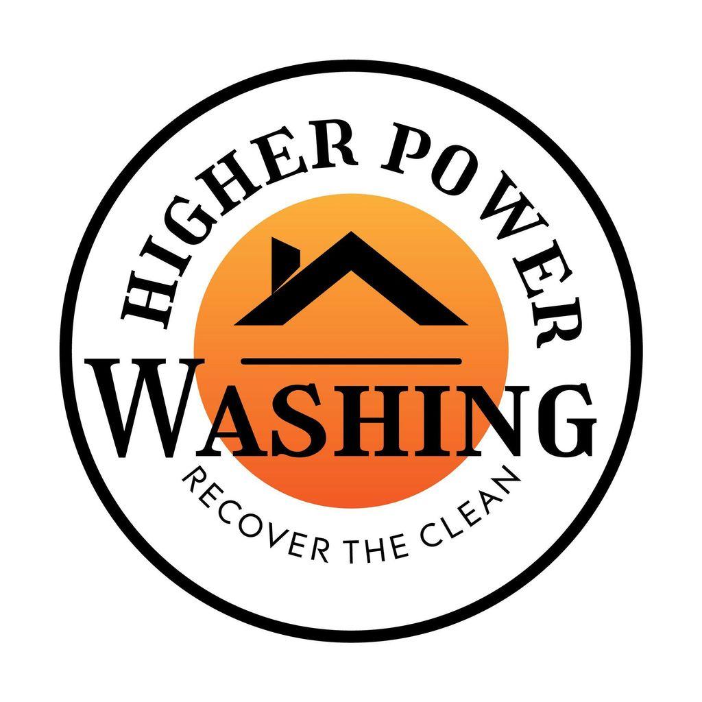 Higher Power Washing (Fully insured)