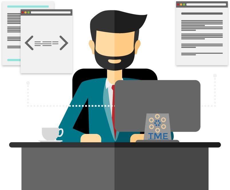 TheMindfulEdits | Web Design | Logo Design