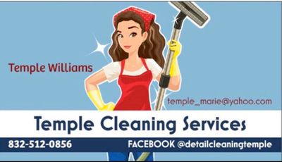 Avatar for Temple Cleaning Services New Braunfels, TX Thumbtack