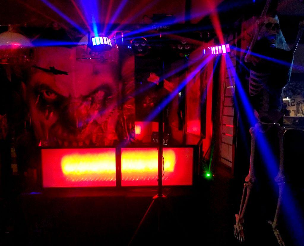 Corporate Halloween Party