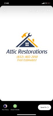 Avatar for Attic Restorations