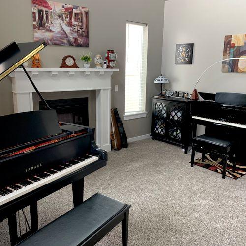 Home studio (new)