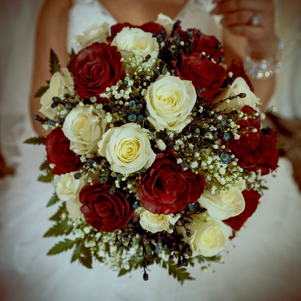 Evening Wedding in March