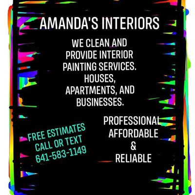 Avatar for Amanda's Interiors Forest City, IA Thumbtack