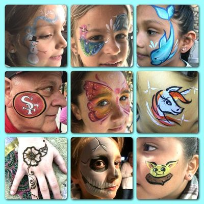 Avatar for FacePaint by Nicolette