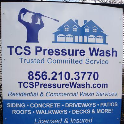 Avatar for TCS Pressure Wash