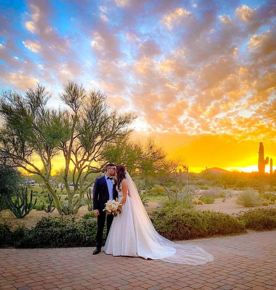 Wedding Florist - Scottsdale 2020