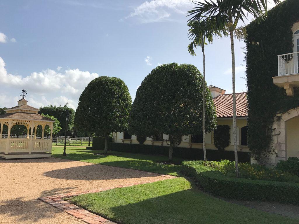 Cohesive Tree Shaping equestrian farm