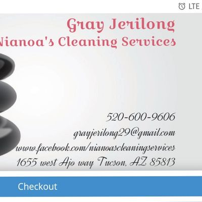 Avatar for Nianoa's Cleaning Services