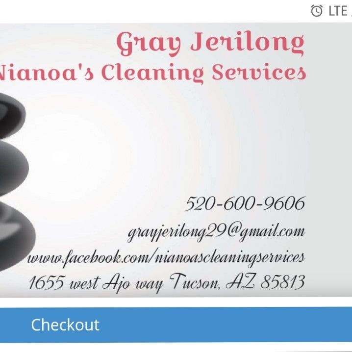 Nianoa's Cleaning Services