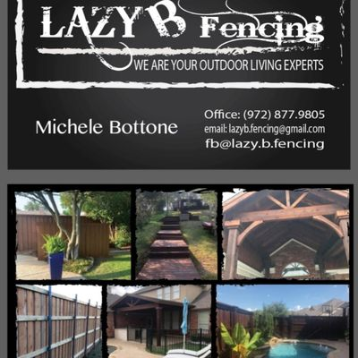 Avatar for Lazy B Fencing & Staining