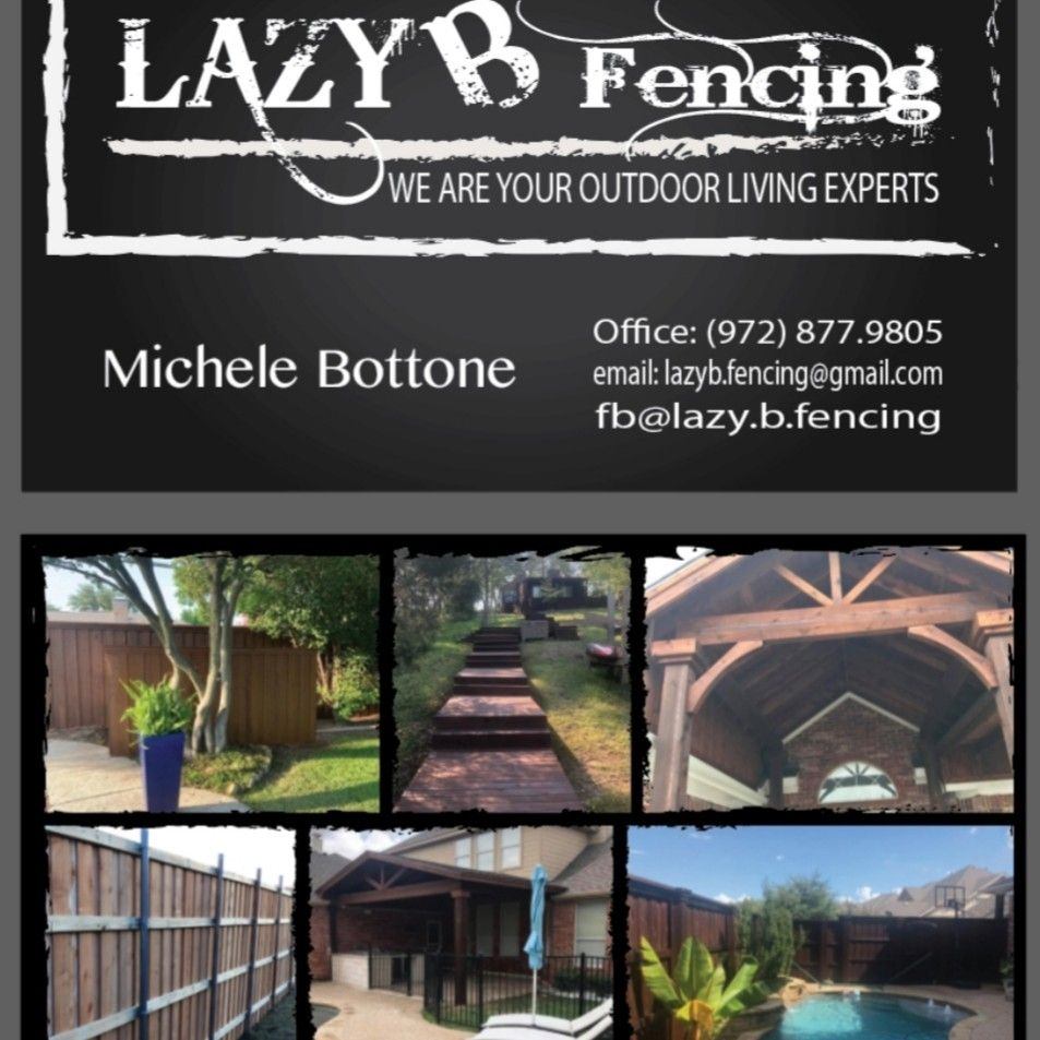 Lazy B Fencing & Staining