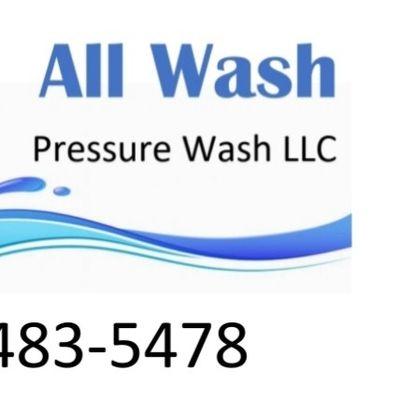Avatar for All Wash pressure wash llc