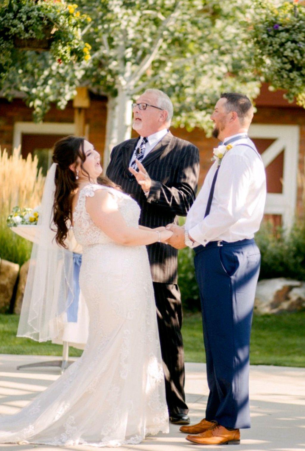 Colorado Wedding Pastor
