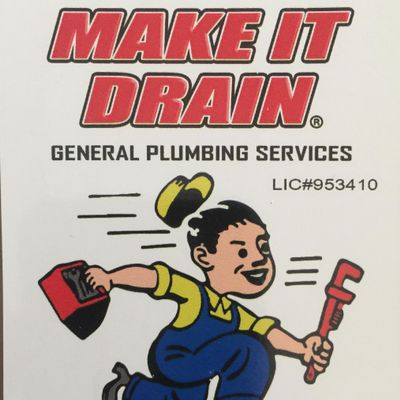 Avatar for Make It Drain Plumbing Sun Valley, CA Thumbtack