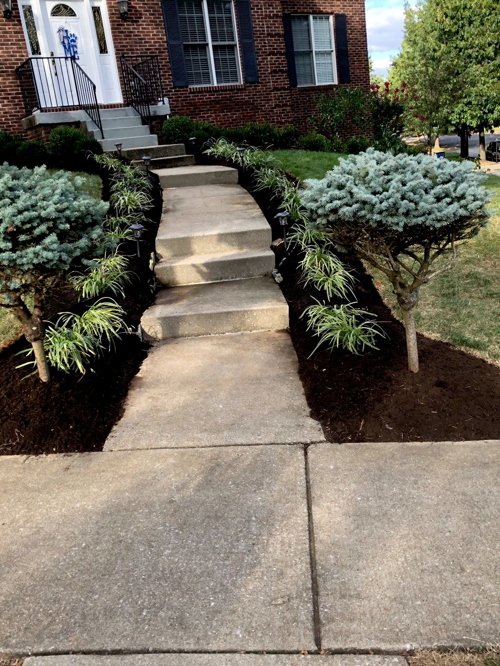 Harrinson's landscaping and maintenance