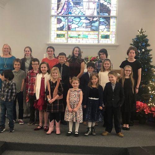 Christmas Recital!