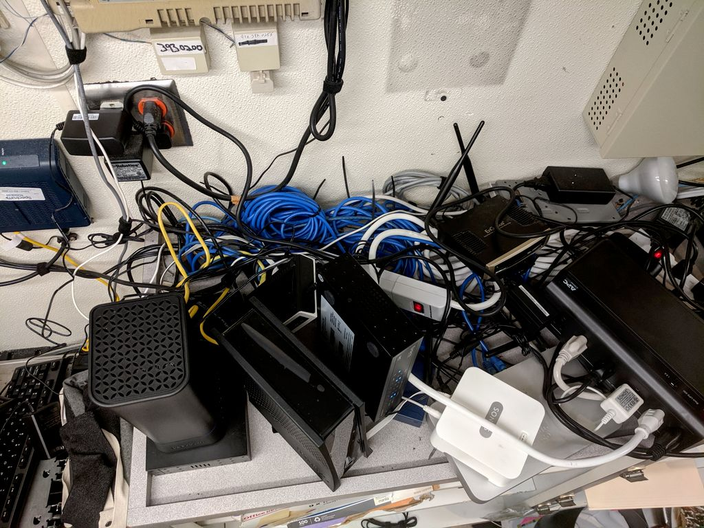 Clean Up Cabling