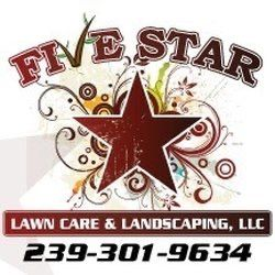 Avatar for Five Star Lawn Care & Landscaping, LLC Bonita Springs, FL Thumbtack