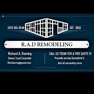 Avatar for R.A.D Remodeling