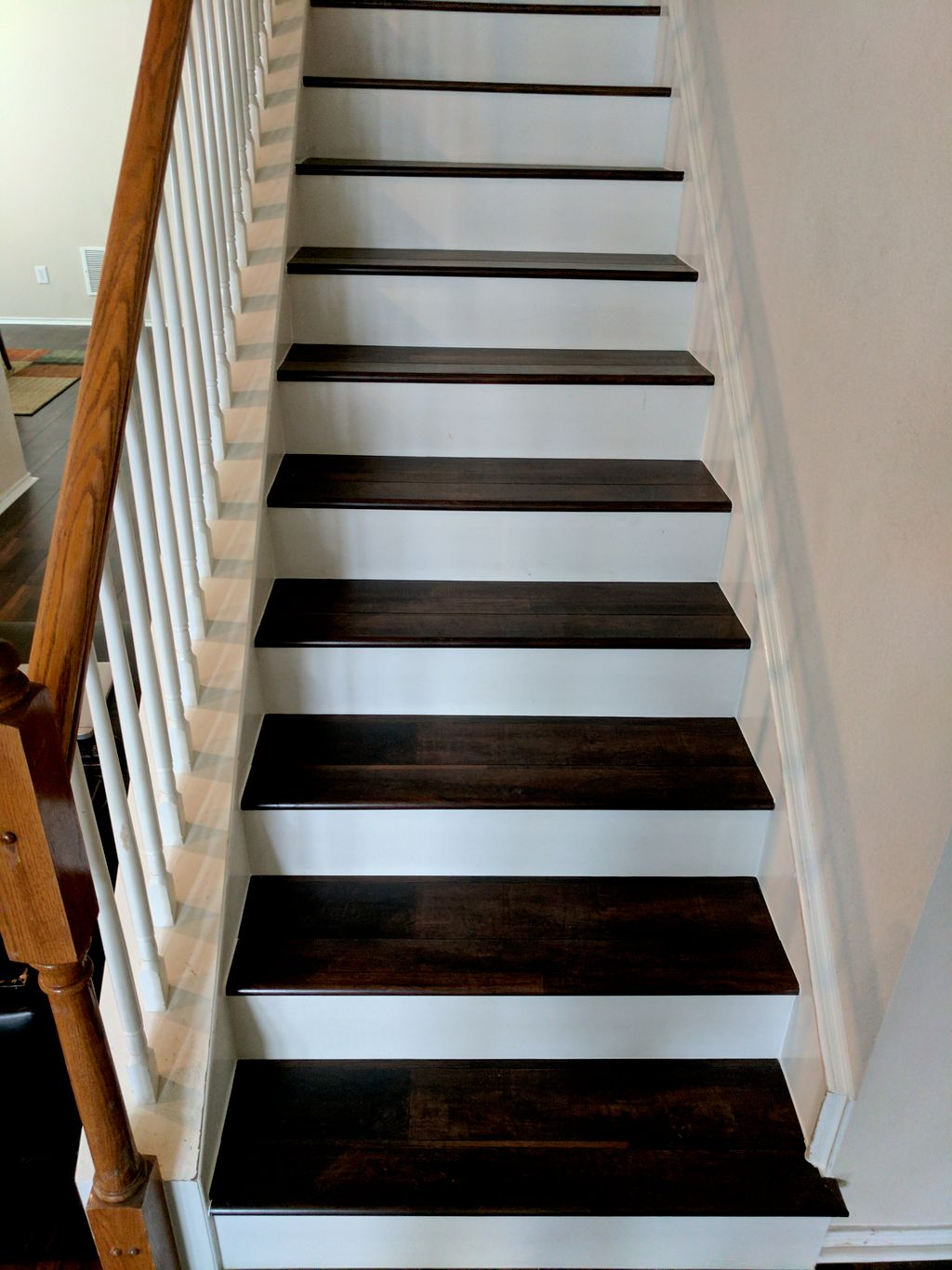 New Wood for Stairs