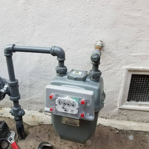 with out earthquake shutoff valve