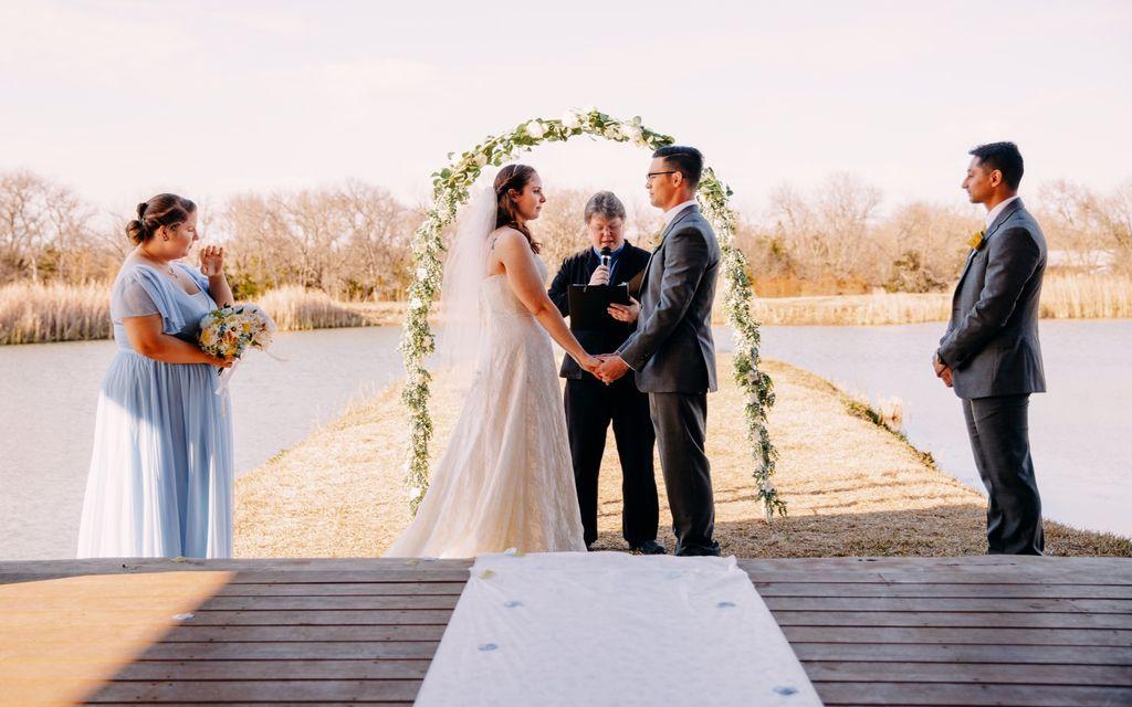 Wedding Officiant - Denison 2020