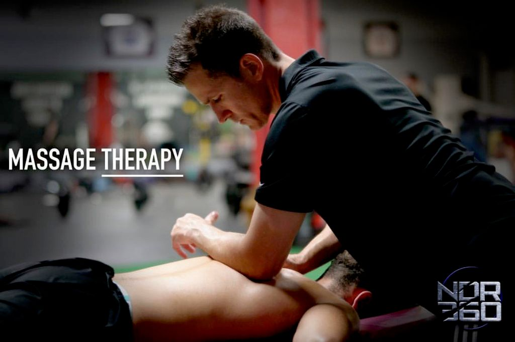 NDR 360: Lifestyle. Training. Performance. Therapy