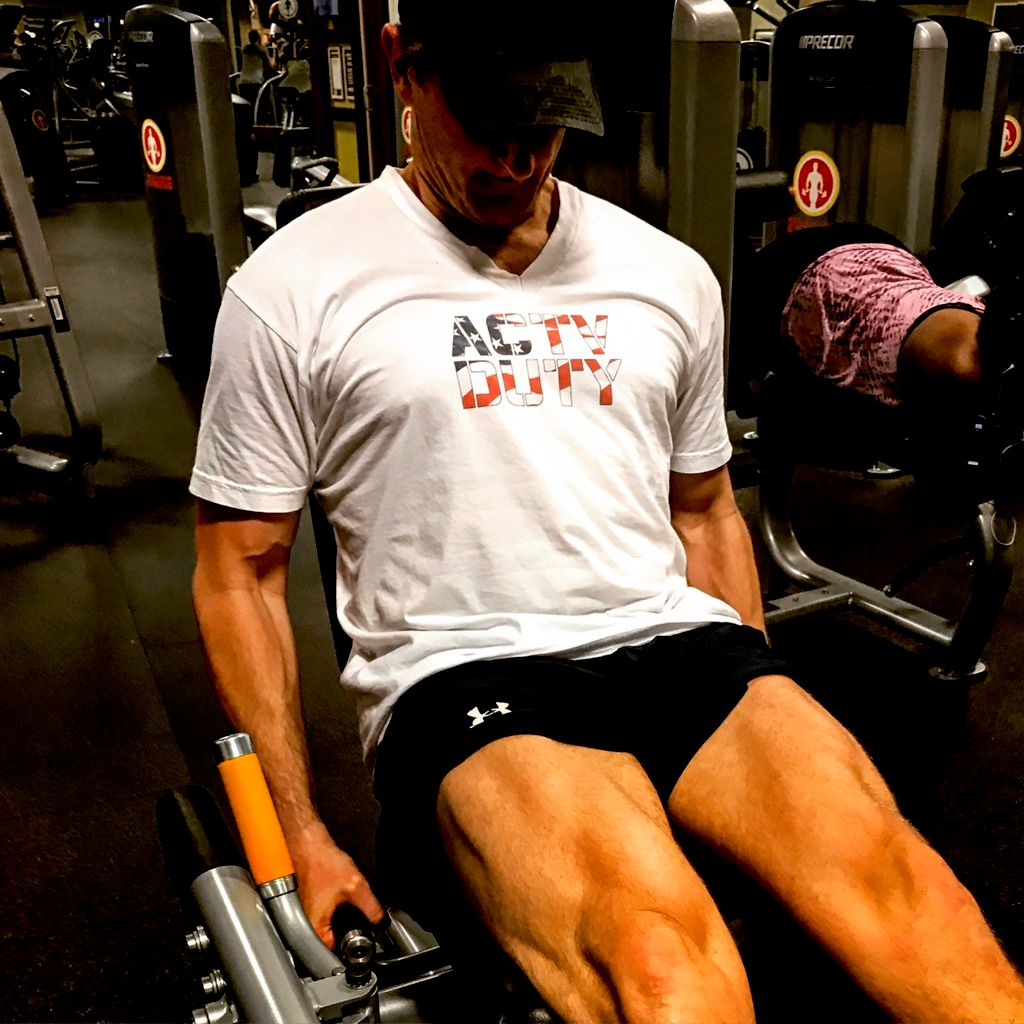ACTV DUTY Fitness - Certified Trainer