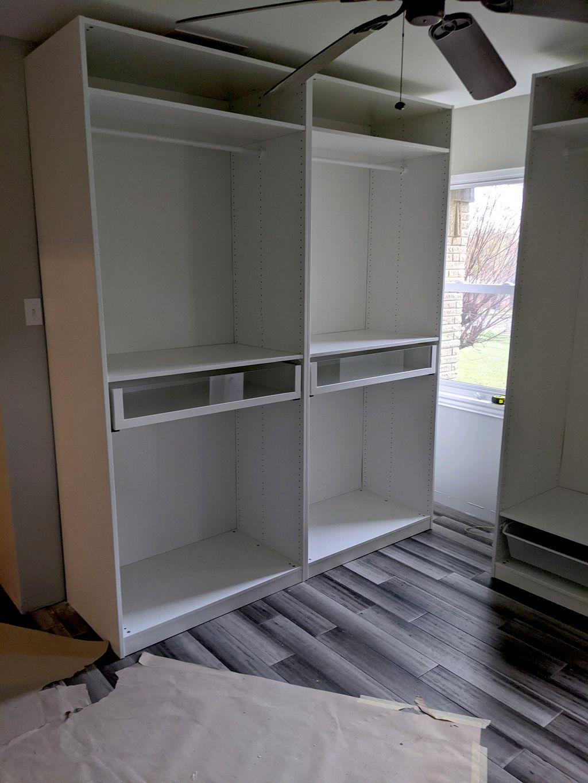 IKEA Pax Closet