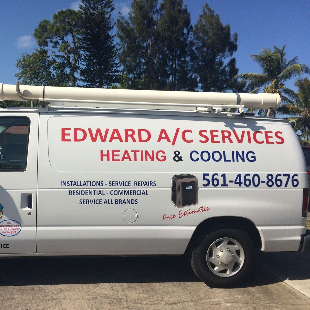 Edward A/C Services. Inc