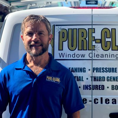Avatar for Pure-Clear Window Cleaning