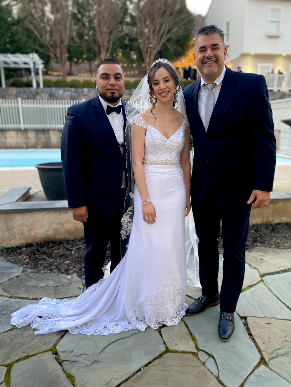 Marvin and Liset bilingual Wedding ceremony