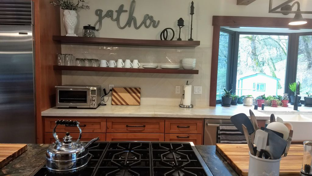 Wine Country remodel